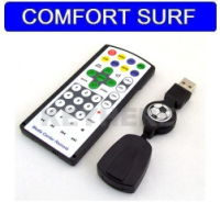 Super USB Media Center Wireless Remote Controller