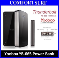 YOOBAO YB-665 15600mAh ThunderBolt Power Bank