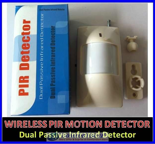 99 Zone Guard Wireless Alarm Home Security with phone line auto dial + Voice