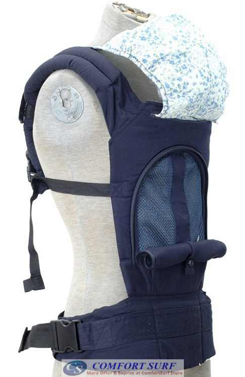 fad2313920f NEW Ergobaby Breathable Baby Carrier for Baby Child (Carry up to 16kg)