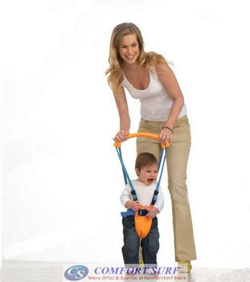 Toddler Baby Moon Learning Assistant Walker Walking