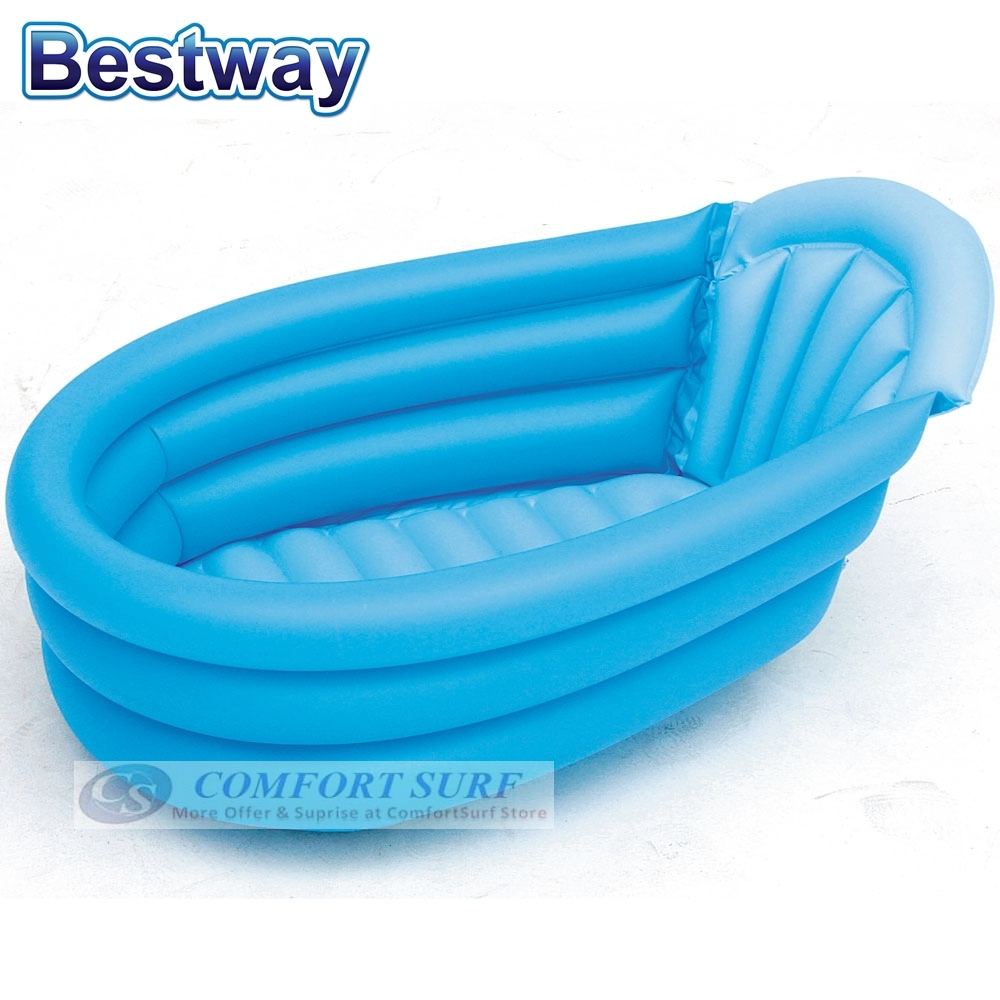 Bestway 51113 Inflatable Baby Bathtub Baby Pool