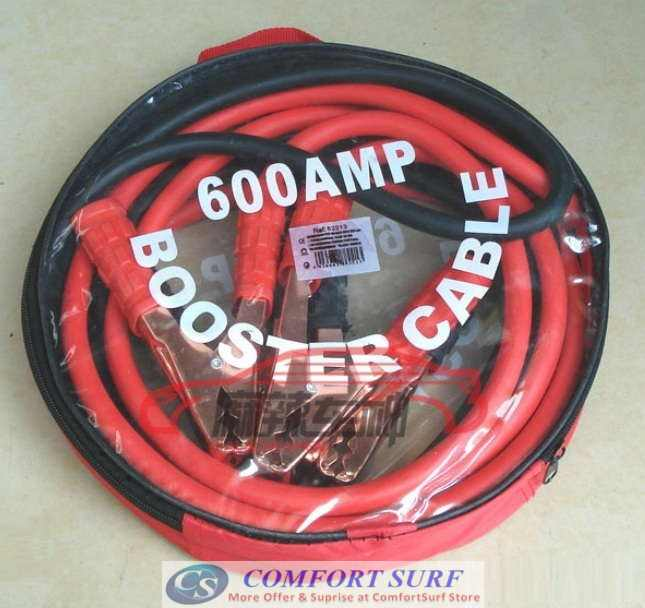 Heavy Duty Booster Jumper Cable 600AMP