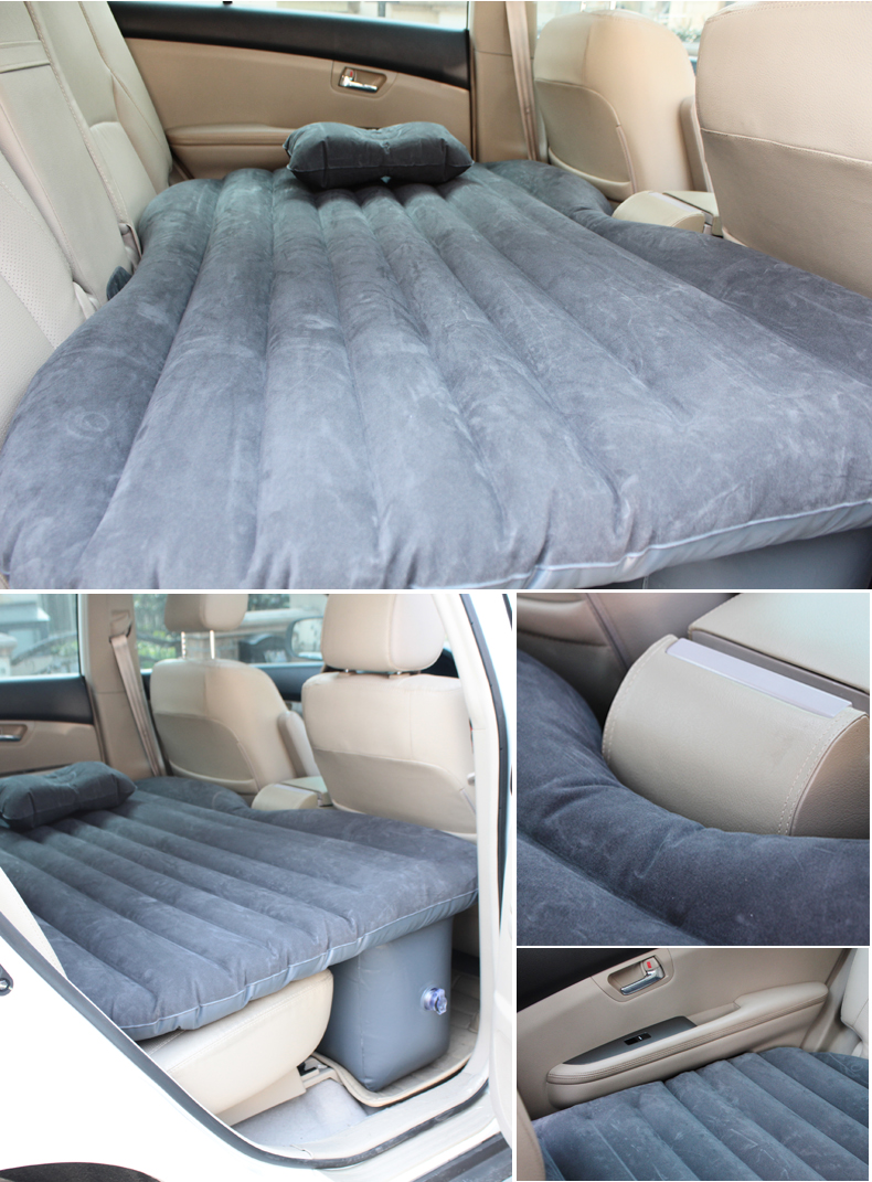 Inflatable Car Back Seat Air Bed Ma (end 9/13/2020 12:16 PM)