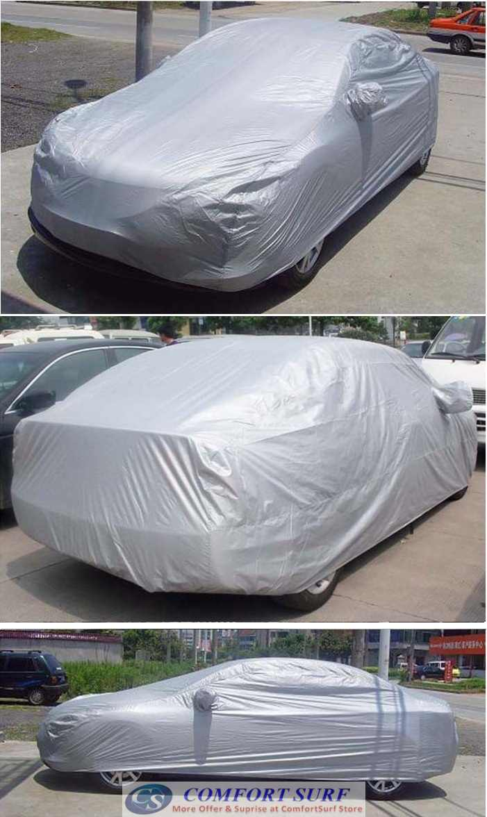 Car Vehicles Garage Waterproof Rain Dust Sunlight Cover