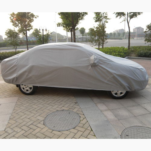 High Grade Car Vehicles Garage Thick Cotton Waterproof Rain Dust Sunlight Whole Car Cover Protection