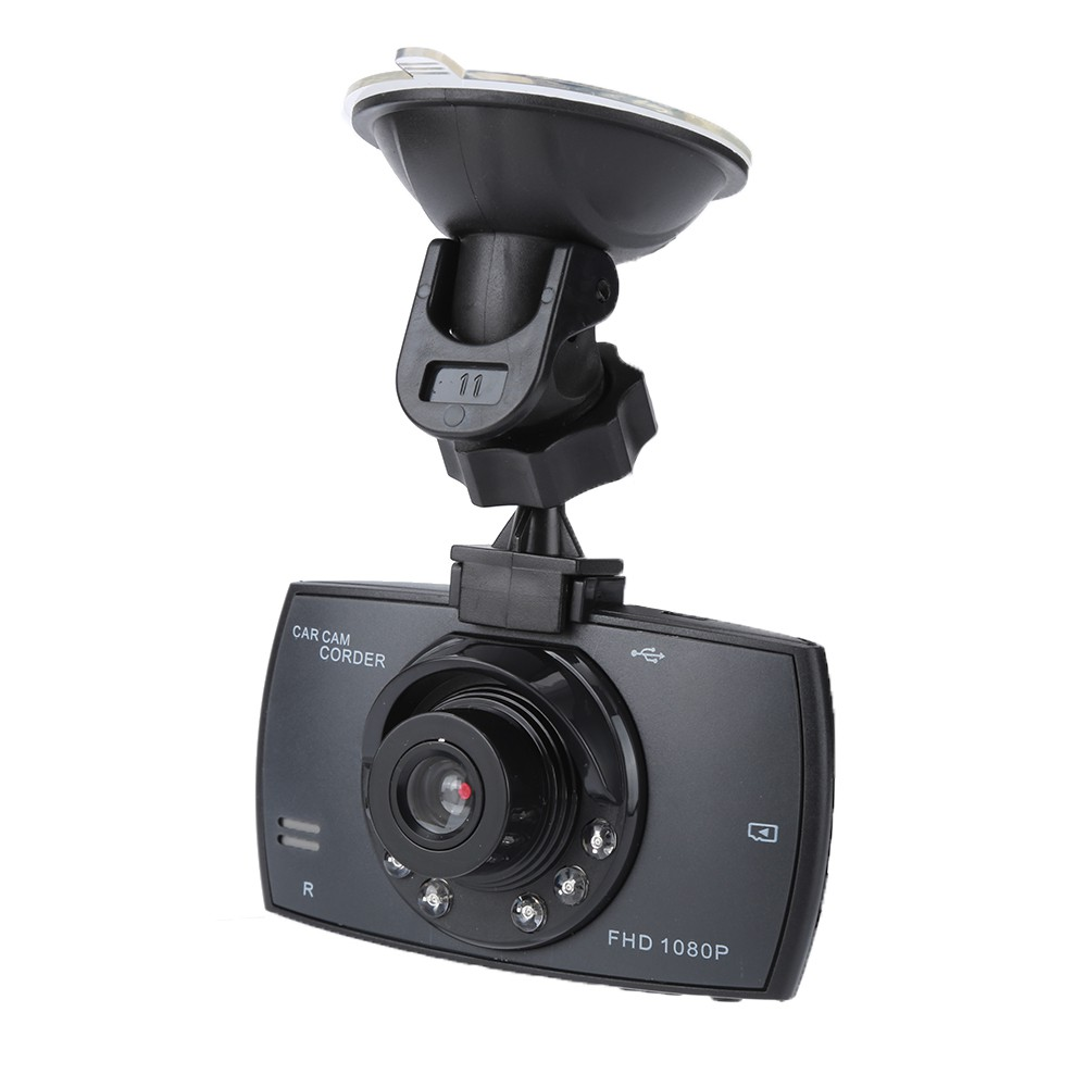 Car DVR Camera Dash Cam Video 2.4 LCD Car Cam Recorder