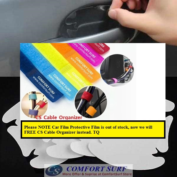 Car Holder Protective Film