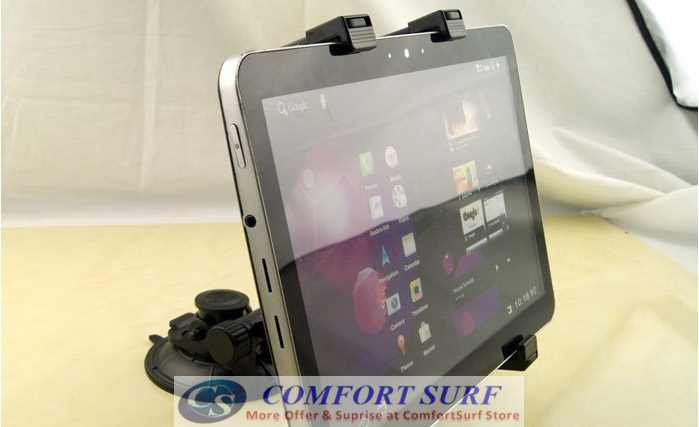 Universal in Car GPS Tablet PC DVD TV