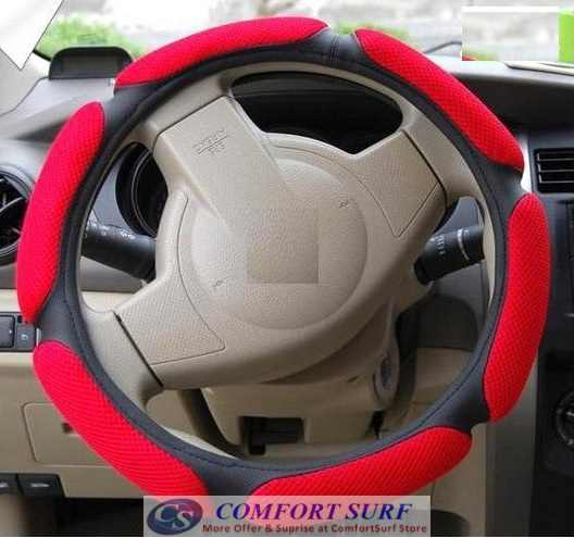 Easy Grip Anti Slip Car Steering Cover Case