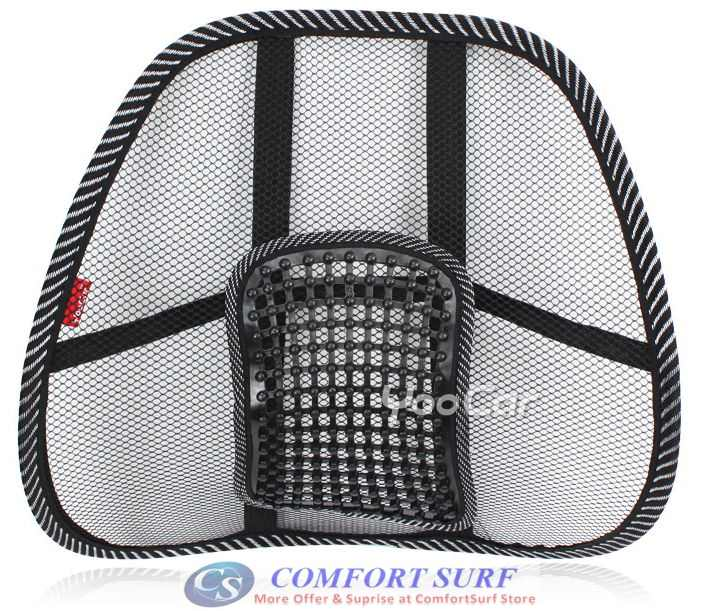 Car Seat Back Support for Massage & Relax