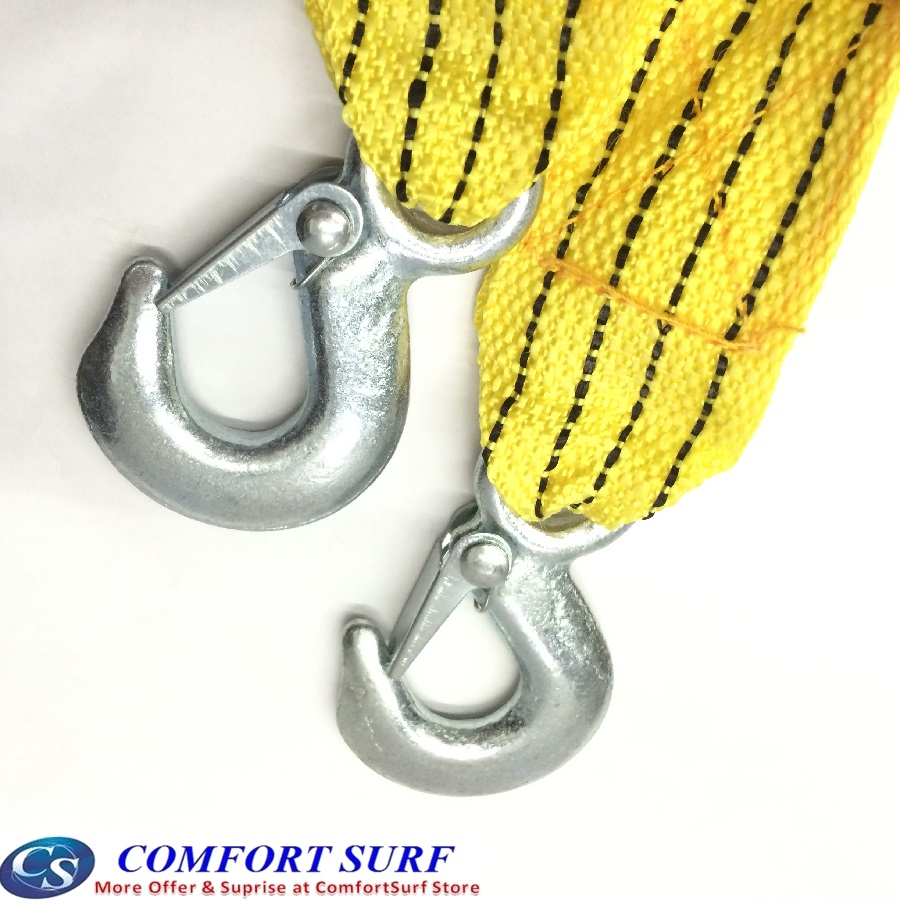 3 Meter Car rope string for heavy car vechile