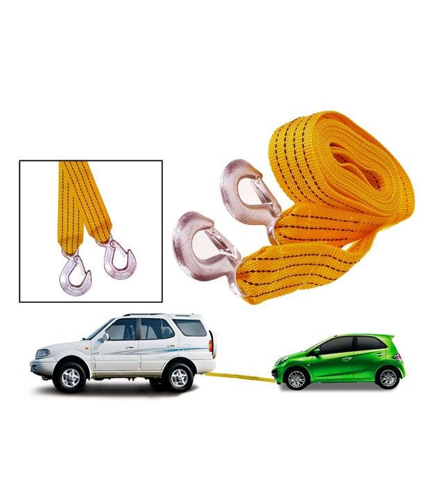 Car Emergency's rope for heavy car