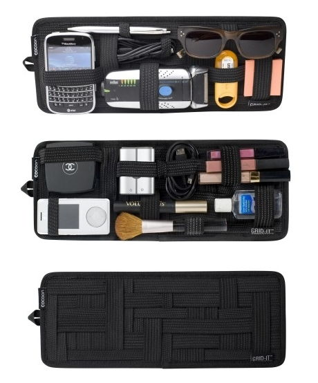 Multifunctional Vehicle Storage Plate Grid It Elastic