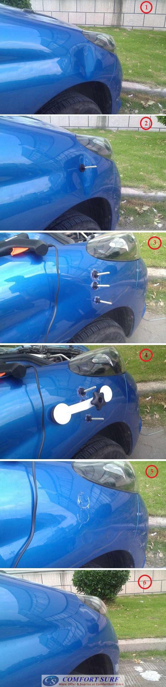 Simoniz! Pops a Dent - Car Repair Kit