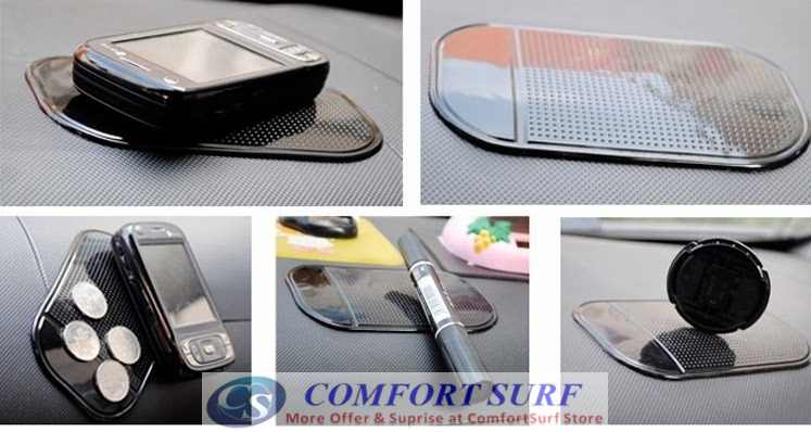 Car Anti-Slip Sticky Pad Mat
