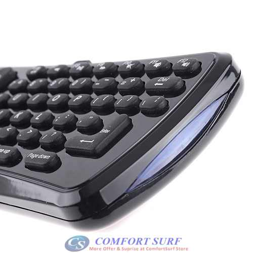 Fly-Mouse Wii Remote control Keyboard with Mouse