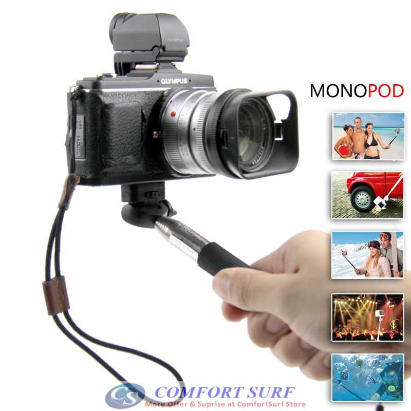 Extendable Pocket Size Handheld Camera Monopod