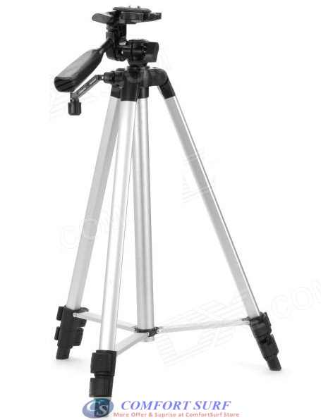 KT-330A Foldable Camcorder & Camera Tripod