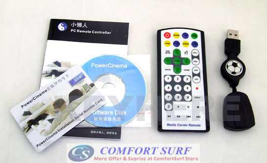 USB Remote Control