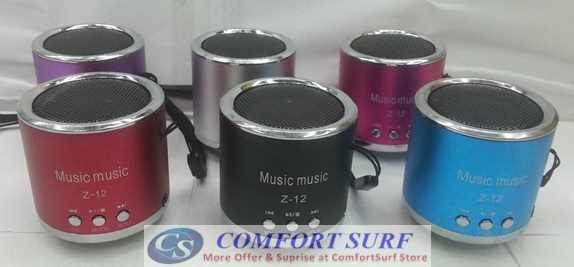 Z-12 Mini Digital Speaker Music Sound Box