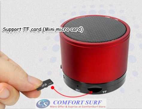 Monster beat bluetooth MP3 speaker