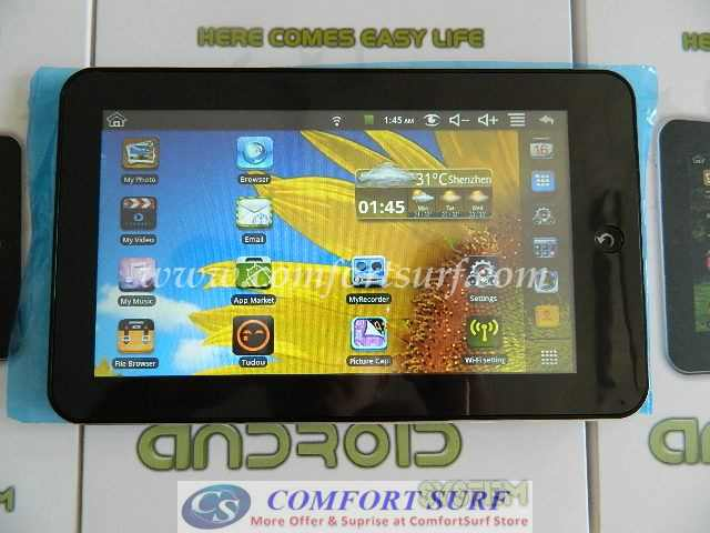 7 inch WonderMedia WM8650 Ver 2 MID