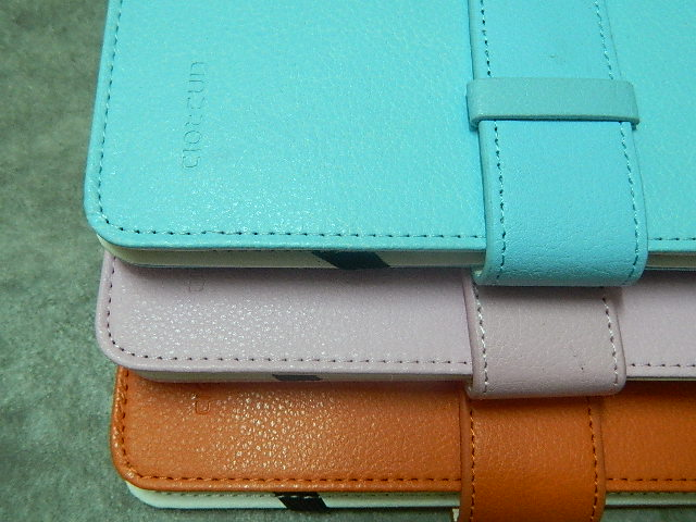 7 inch Colorful Tablet PC Leather Casing
