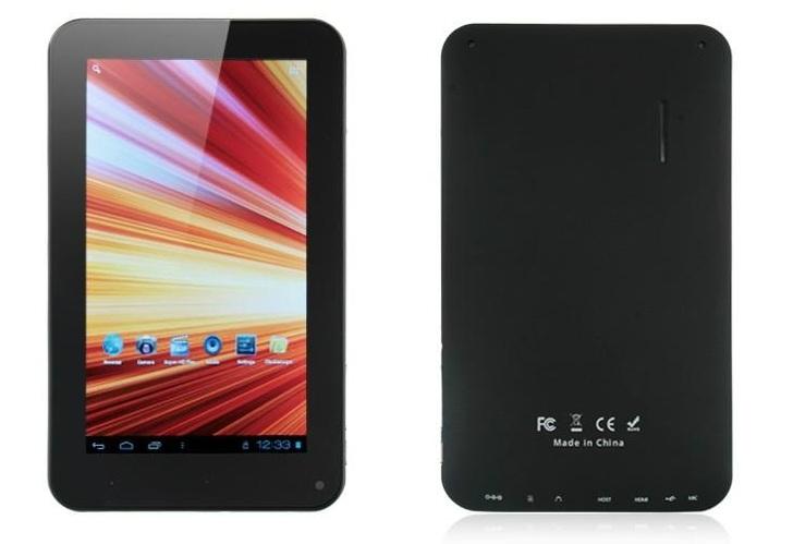 EKEN T01 FrontTablet PC