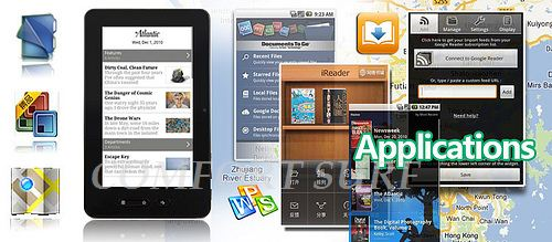 Netpad A10 LY-F1 eBook Reader