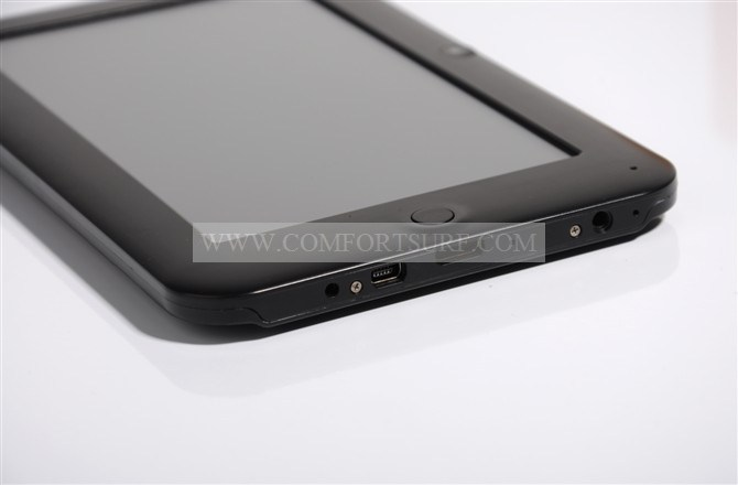 Allwinner Netpad A11s LY-F2s Black color side View