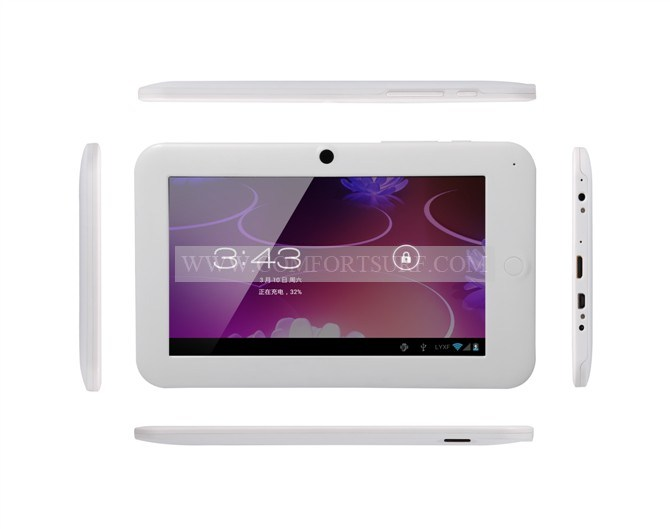 Allwinner Netpad A11s LY-F2s White color