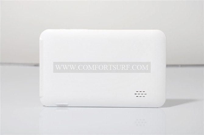Allwinner Netpad A11s LY-F2s White color Back View
