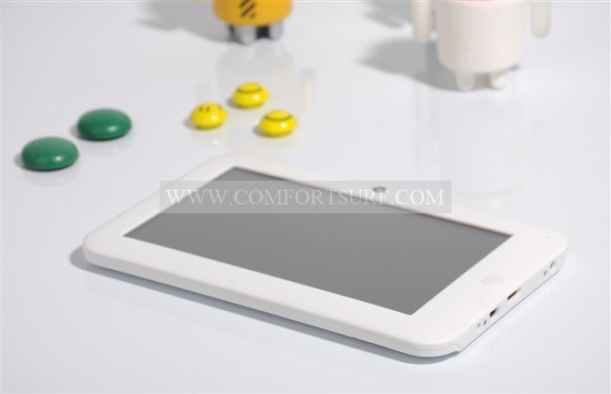 Allwinner Netpad A11s LY-F2s White color Overall View