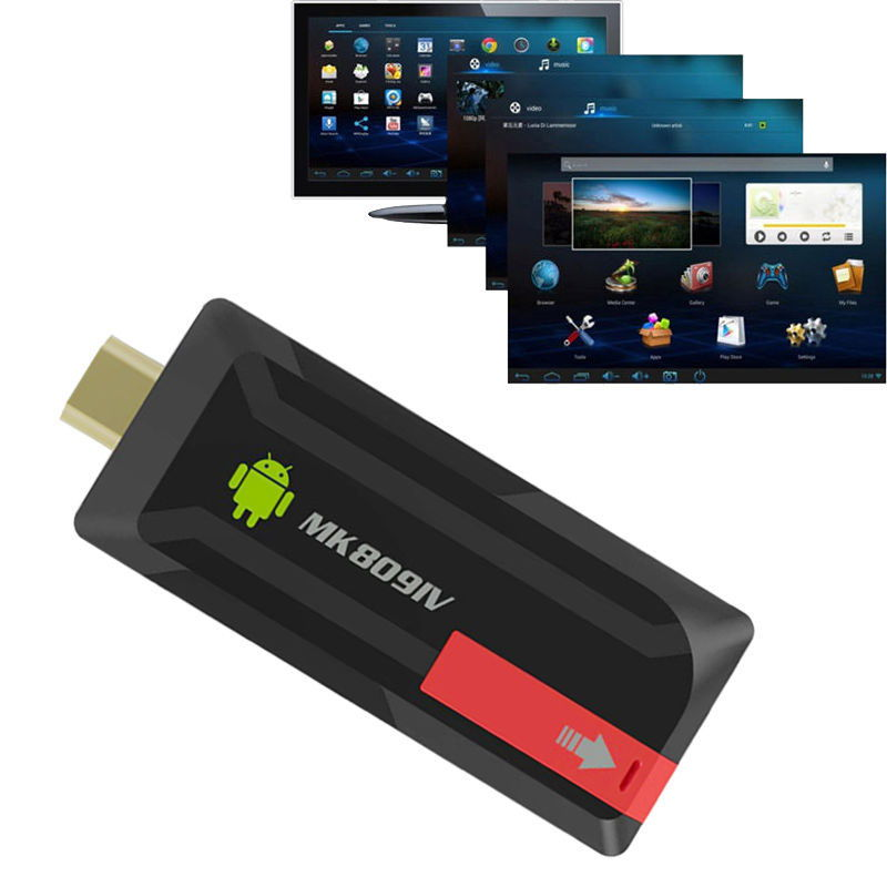 MK809IV RK3188 Quad Core Mini Tv Dongle HDMI Pc 1080p Smart TV BOX
