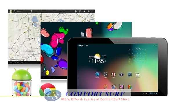 Yuandao N70HD 7 inch Android 4.1.1 1GB RAM + 16GB IPS Capacitive Touch Screen