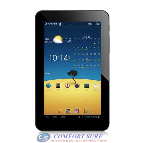 Yuandao N70s 7 inch Android 4.1.1 1GB RAM + 16GB IPS Capacitive Touch Screen