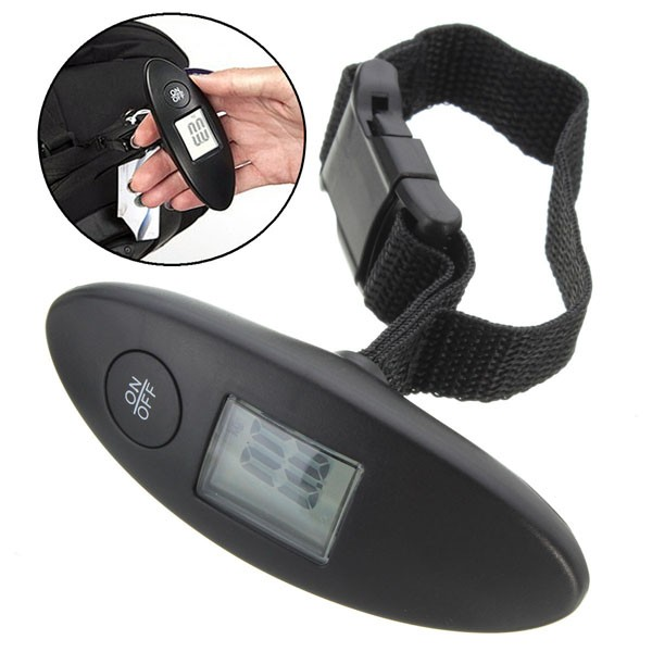 Luggage Scale/LCD Light/weight limit