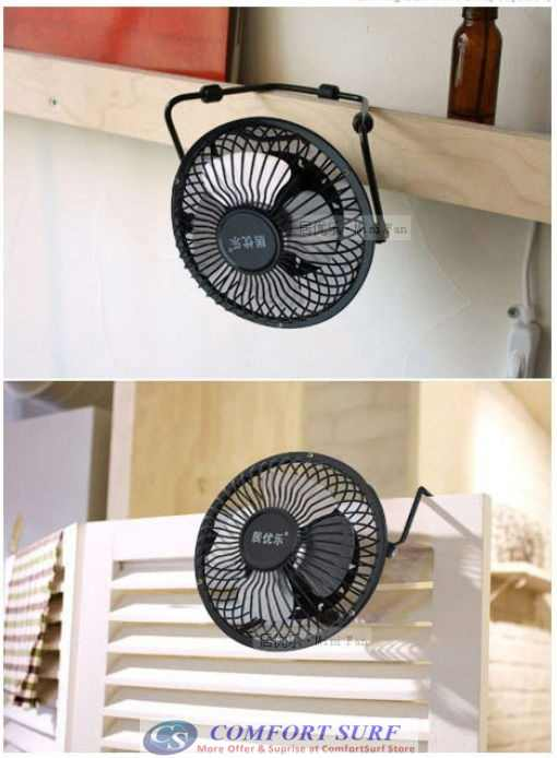 Portable Mini USB Rotatable Fan