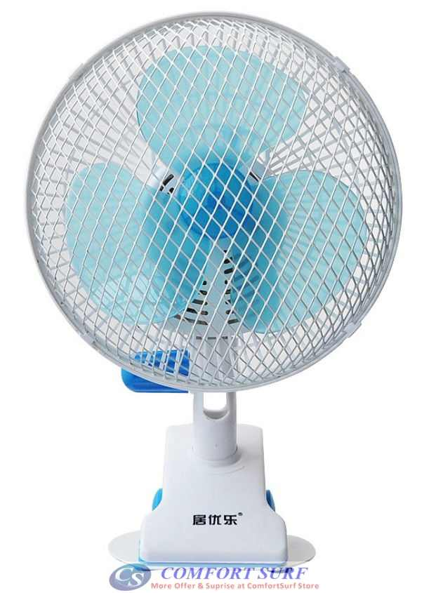 Mini Portable Strong Wind Blow Rotatable Fan With Stand
