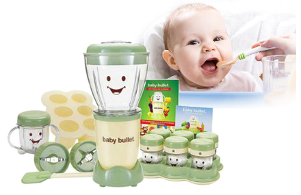 magic baby bullet 20 piece set baby food blender maker lazada malaysia. Black Bedroom Furniture Sets. Home Design Ideas