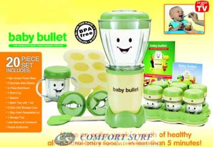 Baby Bullet Food Processor Malaysia