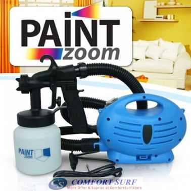Paint Zoom Spray System