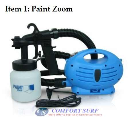 Paint Zoom Car Paint Zoom Spray System