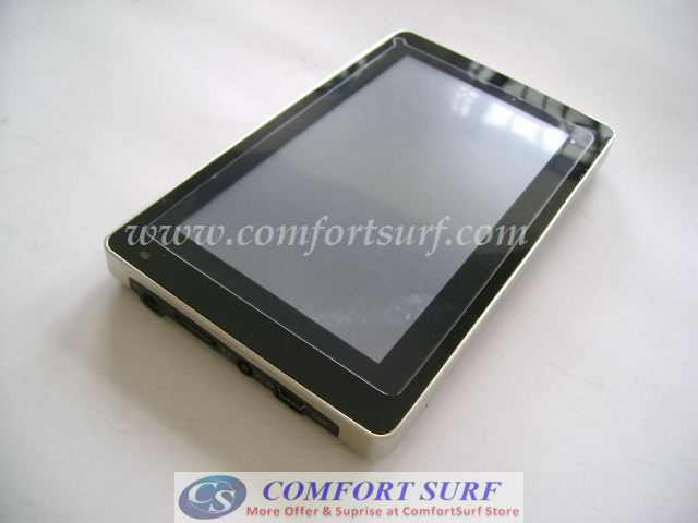 5 inch Ultra SLIM & Stylish Touch Screen GPS Navigator and Multimedia Player
