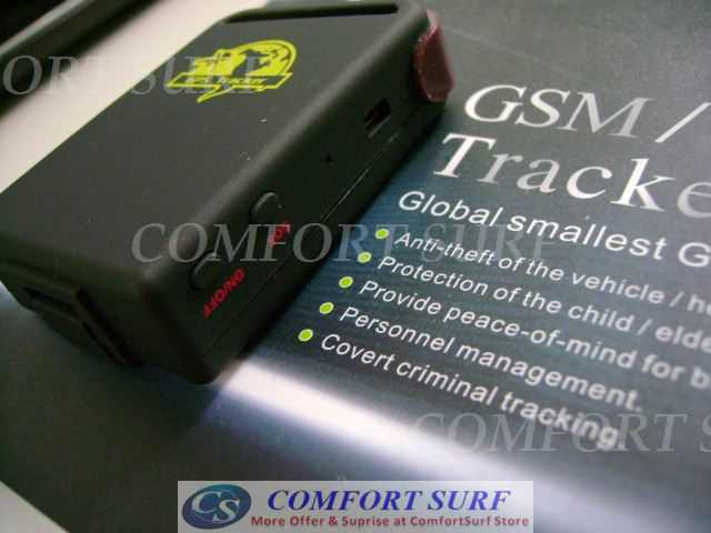 GPS/GSM/GPRS TK102