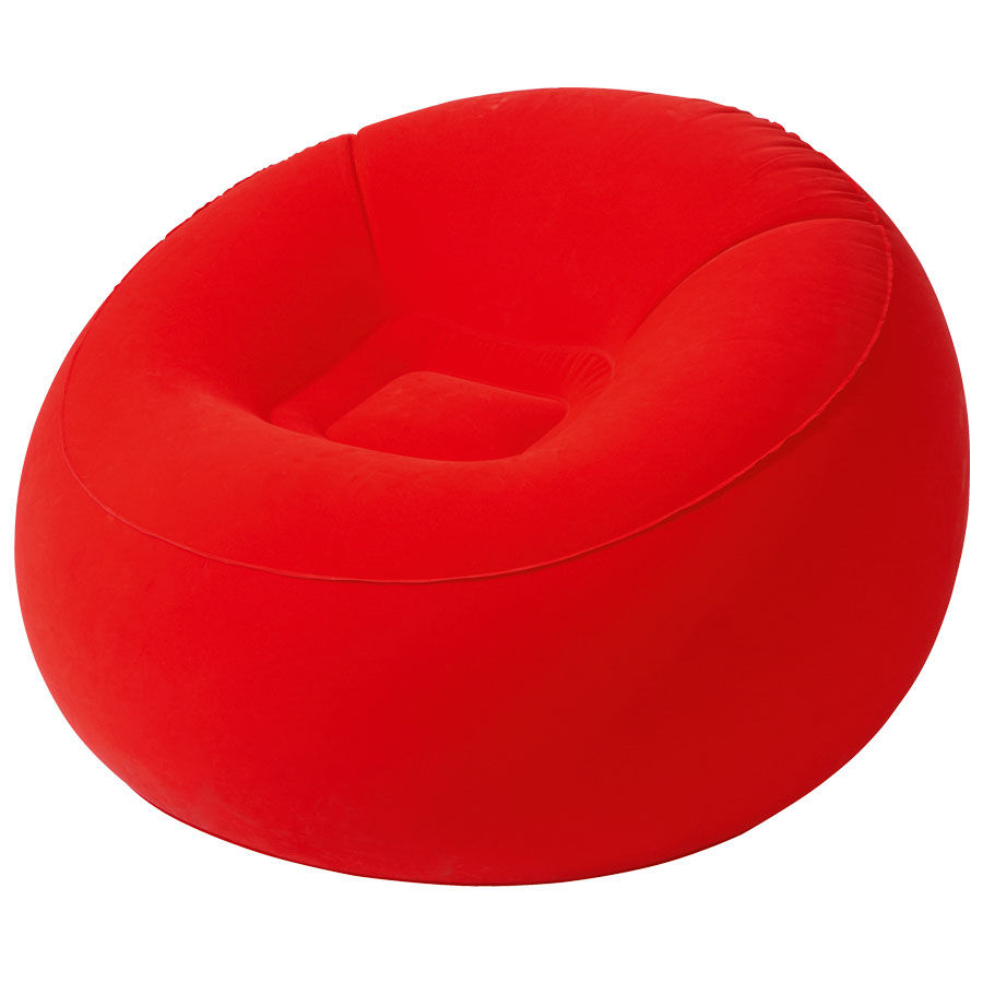 BestWay 75052 Air Chair Inflatable Relaxing Single Seat Sofa