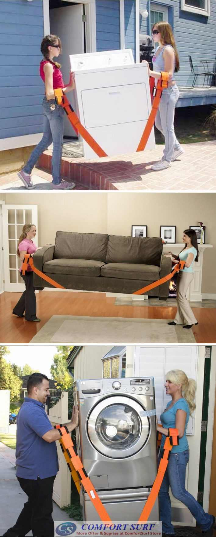 Forearm ForkLift Easy Moving Heavy Furniture