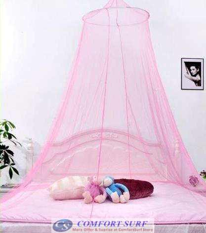 Delux Hanging Dome Mosquito Net