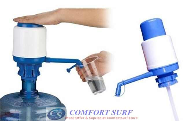 Convenient Drinking Water Pump Hand Press for Bottled Water Dispenser